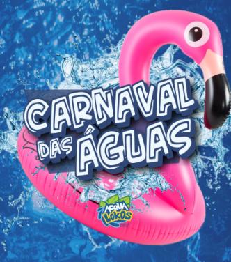 Carnaval: 2 diárias